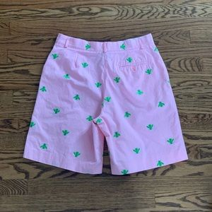 Lilly Pulitzer Shorts - Lily Pullitzer Embroidered Bee Shorts - Size 10